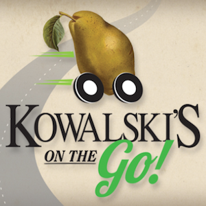 Kowalski's On-The-Go logo